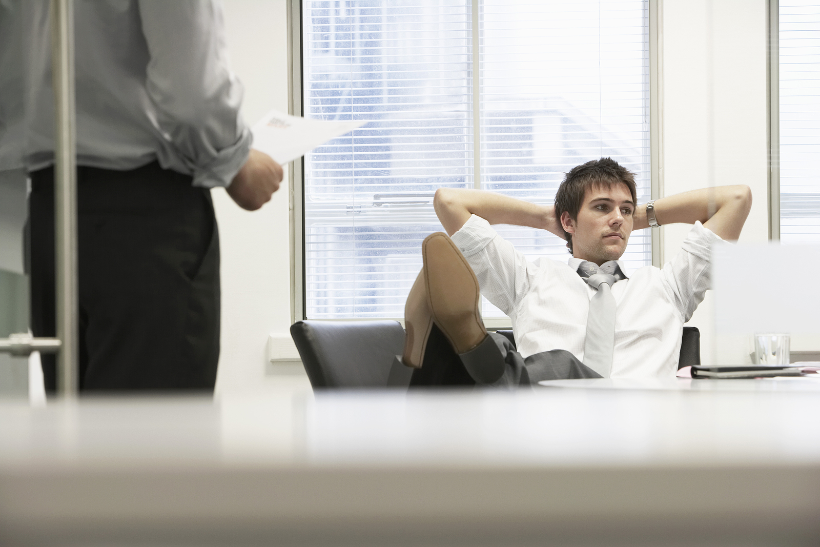 Have a Better Life at Work by Noticing Your Posture – Does it Fit the Situation?