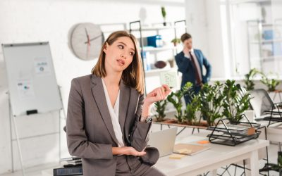 Have you ever had a challenging coworker?