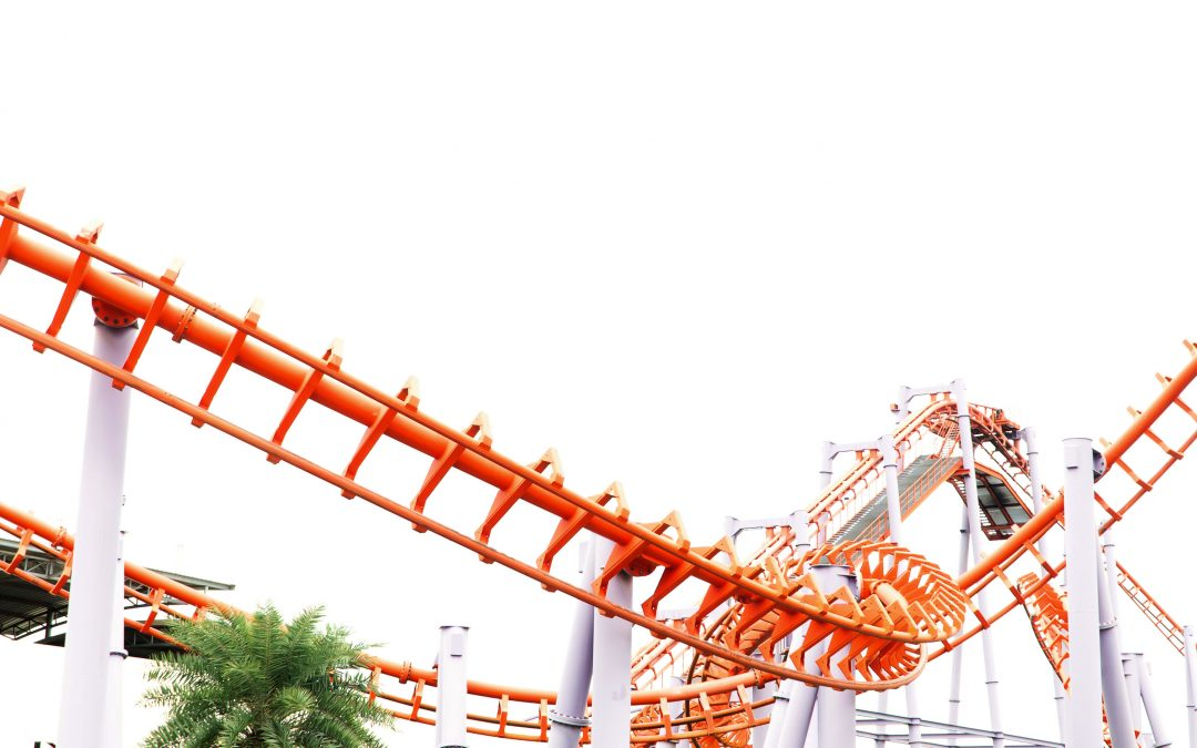 I thought roller coasters were supposed to be fun…