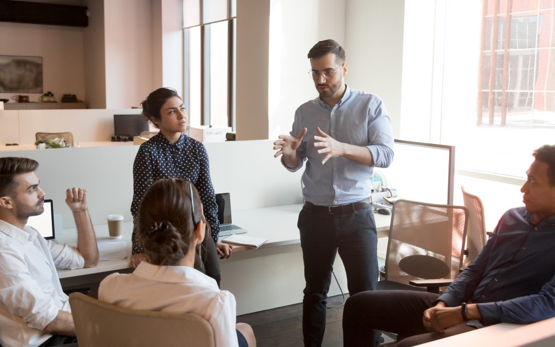 Taking up Leadership During Times of Uncertainty
