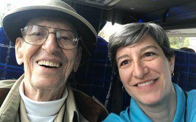 Origin story: How my Dad's career inspired mine